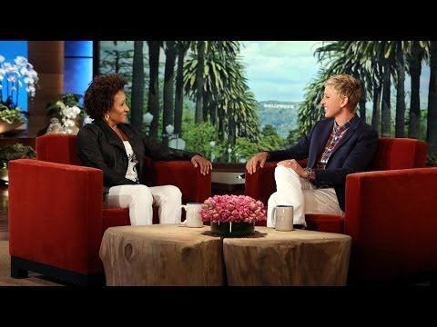 Wanda Sykes - The comedian gave Ellen the update on her precocious twins.