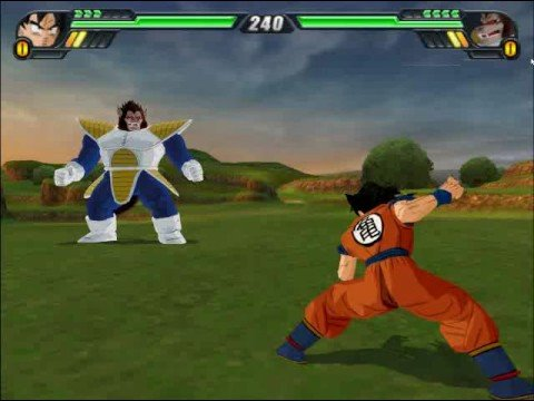 Dragon Ball Z Budokai Tenkaichi 3 on PC pcsx2 0.9.5 - Full Speed