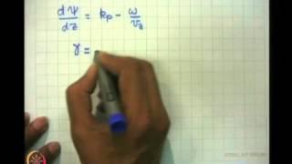Mod-01 Lec-16 Free Electron Laser: Energy Gain