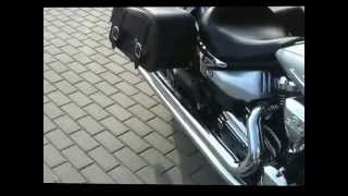10. Yamaha XV1900 Roadliner Stratoliner Midnight Star exhaust