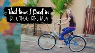 Quite a while has passed since I lived in The Democratic Republic of Congo, Kinshasa. Finally, I've decided to share with that...
