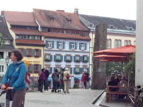 Freiburg-Bei Augustiner Museum, am Christi Himmelfahrt-3.Juni 2010.AVI