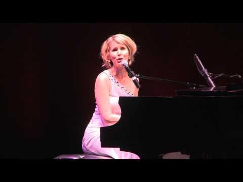 3 Melting Moments Live Performance Karen Jacobsen at Neil Sedaka Concert Oct 2013