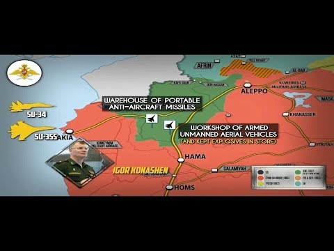 Обзор военных действий в Сирии. 10-е сентября 2018г. - DomaVideo.Ru