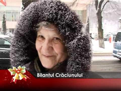 Bilanţul Crăciunului
