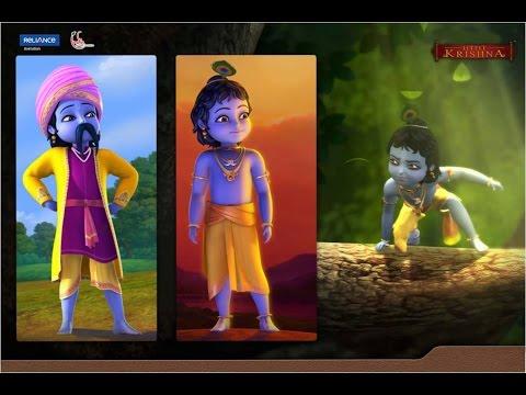 Video Little Krishna Episode 01 Clip Krishna'S Dance On Kaalia download in MP3, 3GP, MP4, WEBM, AVI, FLV January 2017