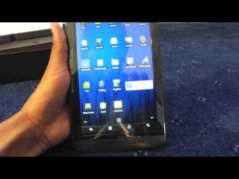 archos 70 internet tablet review
