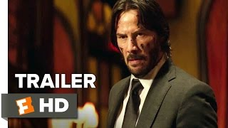 Nonton John Wick: Chapter 2 Official Trailer - Teaser (2017) - Keanu Reeves Movie Film Subtitle Indonesia Streaming Movie Download