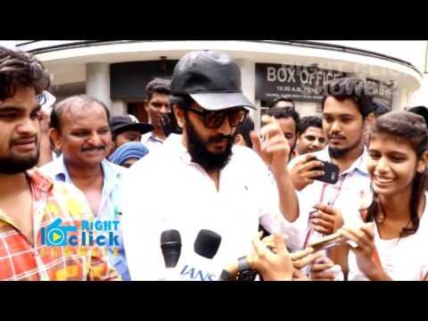Banjo Movie 2016 | Riteish Deshmukh At Chitra Theatre See Publics Review.