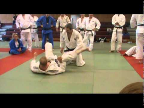Judo – Competition Ne-waza Techniques by Steve Gawthorpe (6th Dan)_3