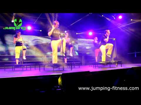 Jumping® on FIBO 2014!