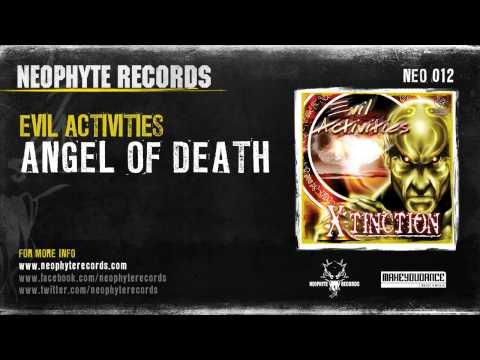 Evil Activities - Angel Of Death