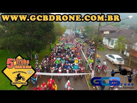 [GCB Drone] 5ª Trilha Cidade de Ivora
