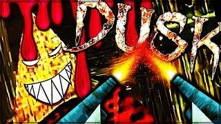 HORRIFYINGLY FUN NOSTALGIA MURDER SPREE - Dusk! (BLOODY BLOODY FUN)