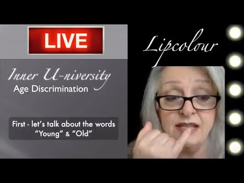 LIVE - Lip Tips, Colour, Correction, Intensity + How to Combat Age Discrimination + Q&A