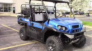 2. 2019 Kawasaki Mule PRO-FXR Base - New Side x Side For Sale - Burbank, Ohio
