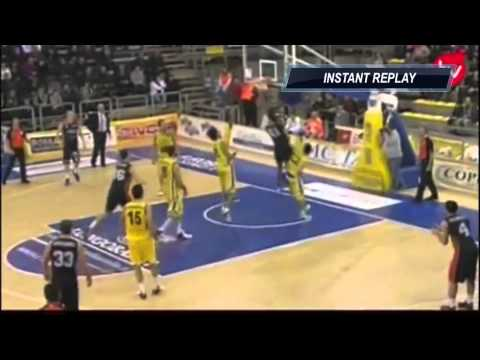 Eric Griffin Italy Lega Due highlights