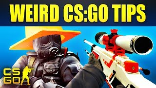 https://csgoempire.com/r/guidesThere are so many different places to look for CS:GO tips, including this channel, but you've probably seen most of those already. What you probably don't know are these ten weird ways to improve at CS:GO. As a matter of fact, there are good ways to improve other than just playing deathmatch and learning smokes. That's why we're going to be going over the top ten weird ways to improve at CS:GO.In this video we talk about: CSGO Tips for 2017How to get better at CS:GOAWPing Tips For CS:GOVideos we recommend on how to get better:IMPORTANCE OF WARM-UP - CS:GO Noob to Pro Tips - https://www.youtube.com/watch?v=mW_x9pOv2pkCS:GO Economy Guide by War Owlhttps://www.youtube.com/watch?v=DpXtRbggpQMCredits: AWPer getting called a CS:GO Hacker: https://youtu.be/tpHkPYli_Nohttps://www.youtube.com/watch?v=kDY9leBJJJQHow to Crouch Less & Win Engagements More:https://www.youtube.com/watch?v=7rgskH76ne8▼ STAY CONNECTED! ▼___That just about does it for this video guys, if you liked 10 Extremely Weird Ways To Improve At CS:GO, hit that like button, if you want to see more videos like this as they are made public, subscribe. If you want to enter in some sick giveaways, you can follow us on twitter @UltraGuides. If you wanna hang with me and the other UG members, you can join our Discord server.  Thank you so much for staying till the end of the video. Stay amazing, and we will see you, in the next one.