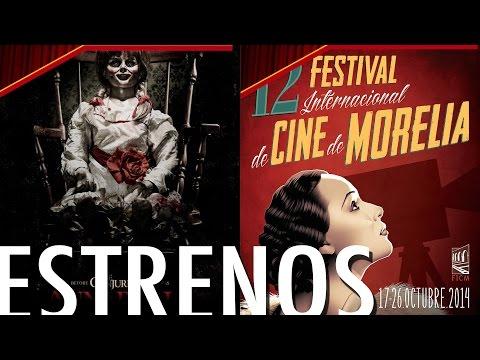 Festival - Estos son los estrenos más importantes de la semana. Aquí te decimos Lo Bueno, Lo Malo y Lo Raro de cada cinta para que tu sepas a que peli entrar. Aquí el Close Up a Annabelle https://www.yo...