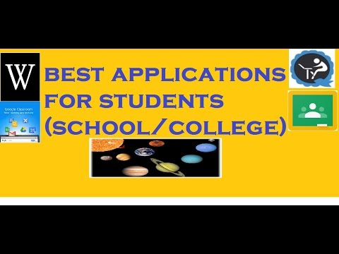 best mobile apps for school ,college and competitive exam's students (видео)