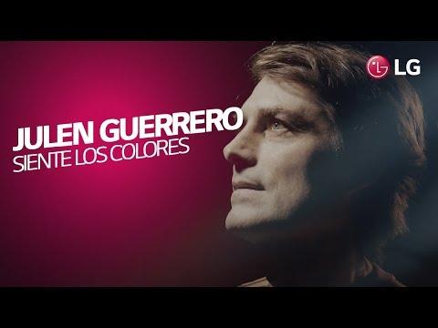 Julen Guerrero Siente Los Colores | LG España
