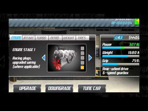 Nitro Nation Drag Racing V1.5 Preview - 720p