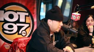 """French Montana addresses his """"Beef"""" with 50 Cent & More!"""