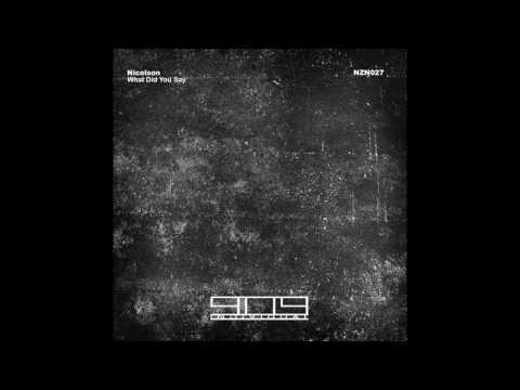 Nicolson - Stagnate (Original Mix)
