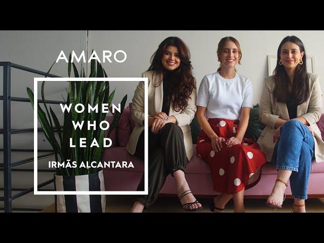 Women Who Lead | Ep. 4 - Irmas Alcantara - Amaro