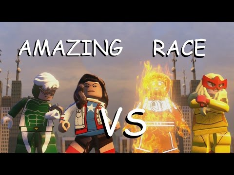 LEGO Marvel's Avengers: Amazing Race!! S4 Ep. 1