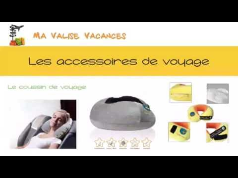 Accessoire de voyage : comparatif Ma Valise Vacances