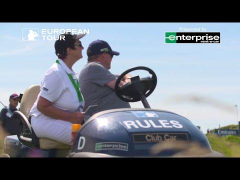 Being a European Tour Referee | Enterprise Experiences | Ep. 2