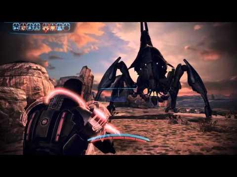 Mass Effect 3. Серия 47 [Жнец на Раннохе. Новые союзники]