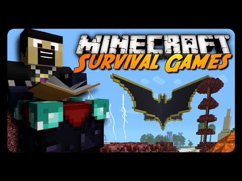 Minecraft: ENCHANTED EVERYTHING! (Hunger Games Survival)