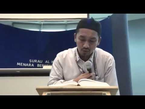 Haram memandang wanita bukan mahram-Ust Ahmad Shukri