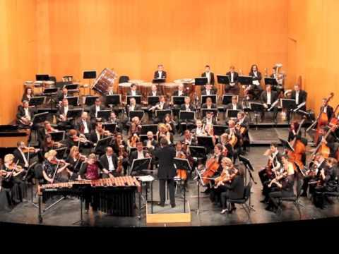 Igmar Alderete Acosta - 2nd Concerto for marimba & orchestra