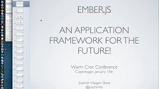 Ember Js - An Application Framework For The Future