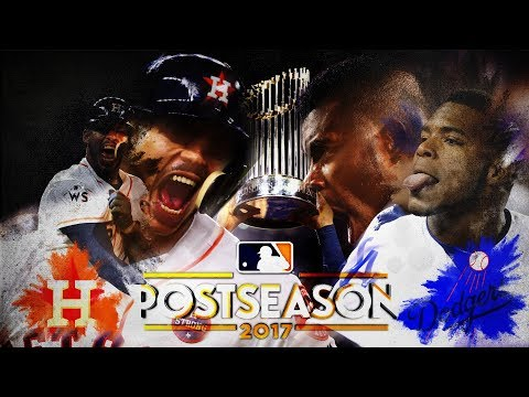 2017 MLB Postseason Highlights ᴴᴰ
