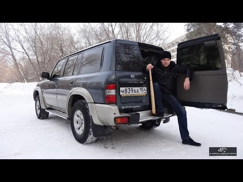 Nissan safari характеристика фотография
