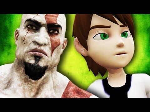 GTA V PC - Kratos, Ben10, Pokémon e Mais (MODS)