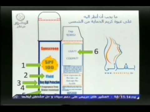 شرح كامل لكريمات الحماية من الشمس - د.عاصم فرج - بشرتى