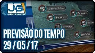 A semana começou ensolarada e sem nenhuma gota de chuva aqui em São Paulo. A máxima foi de 25°C. Amanhã vamos ter menos sol. Veja a previsão para o Brasil e ...