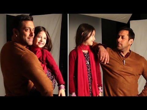 Salman Khan And Harshali Malhotra To Team Up Once