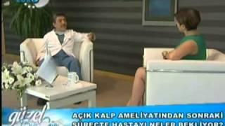 Medicana Samsun Yrd. Doç. Dr. Hacı Akar Konu: Açık Kalp Ameliyatları Hangi Durumlarda Yapılır?