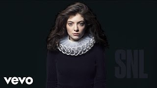 Video Lorde - Green Light (Live On SNL/2017) download in MP3, 3GP, MP4, WEBM, AVI, FLV January 2017
