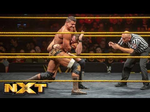 EC3 vs. Marcel Barthel: WWE NXT, Nov. 28, 2018