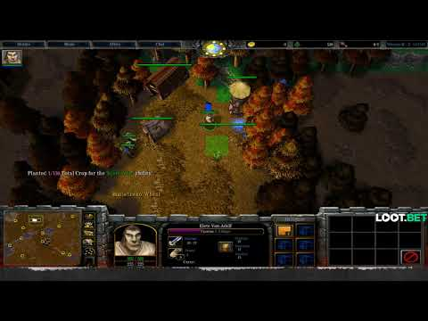 Dread's stream. Warcraft III кастомки / 13.09.2017 [4]