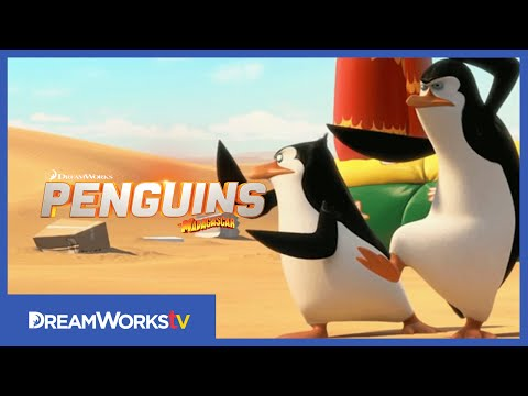 The Penguins Of Madagascar Movie Picture