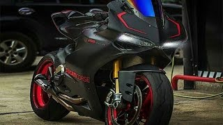Ducati 1199 Panigale Exhaust Sound Compilation / Comparison ft. Akrapovic, Arrow, Austin Racing, Termignoni, OEM and SC...