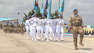 Video Drumband & Defile Prajurit TNI di UNIFIL Lebanon MP3, 3GP, MP4, WEBM, AVI, FLV Februari 2019